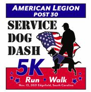 Service Dog Dash 5K