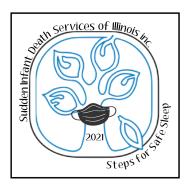 Steps 4 Safe Sleep Challenge benefitting SIDS of IL, Inc.