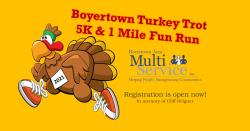 6th Annual Boyertown Turkey Trot