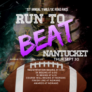 Run To Beat Nantucket!