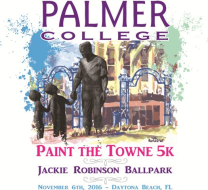 Palmer College Paint The Towne 5K