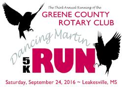 Dancing Martin 5K Run/Walk & 1 mile Fun Run