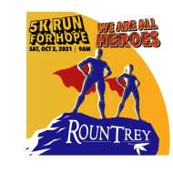 3rd Annual RounTrey Run for Hope 5K