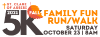 St. Clare of Assisi Fall 5K/Family Fun Run/Walk
