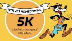 Wolves Homecoming 5K