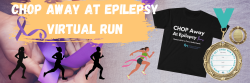 CHOP Away at Epilepsy, Run to Find a Cure Virtual Race