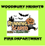 Woodbury Heights Fire Department Running Scared 5k and the Monster Mile