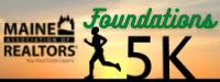 Maine Association of REALTORS® Virtual  5K for the Foundations!