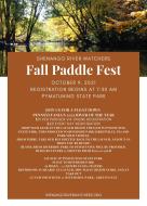 Fall Paddle Fest