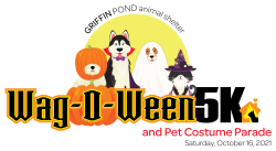 Griffin Pond Animal Shelter Wag-O-Ween 5K & Pet Costume Parade