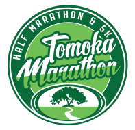 Tomoka Marathon, Half Marathon, and 5K Logo