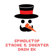 Spindletop Stache & Sweater Dash 5K