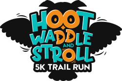 Hoot, Waddle & Stroll 5k Charity Trail Run & Guided Stroll