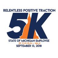 Relentless Positive Traction 5K run/walk