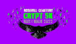 Rosehill Cemetery 'Crypt' 5K Run/Walk