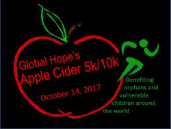 Global Hope's Apple Cider 5k/10k