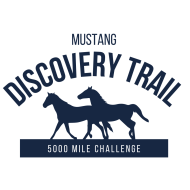 Mustang Discovery Trail 5000 Mile Challenge