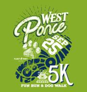 West Ponce Music Stroll 5k Fun Run & Dog Walk