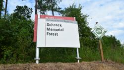 Schenck Forest Trail Race