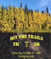 Hit the Trails Family Fun Run 2018