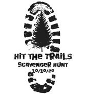 Hit the Trails Family Fun Scavenger Hunt 2020