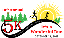 It's A Wonderful Run 5K Saint John Paul II Academy