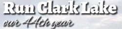 Clark Lake Run