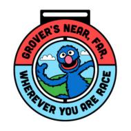 Grover's Near, Far, Wherever You Are Race