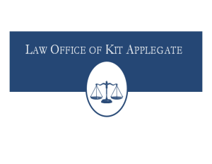 Law Office of Kit Applegate