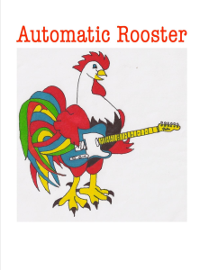 Automatic Rooster