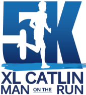 XL Catlin Man on the Run 5K