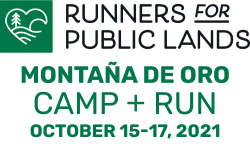 Montana de Oro Camp + Run Presented by Runners for Public Lands