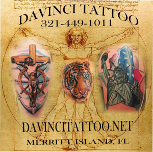 DaVinci Tattoo and Piercing