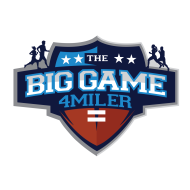 The Big Game Run Logo