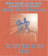 Randy Miner Memorial Country Run