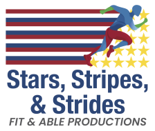 Stars, Stripes, & Strides