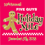 Five Guys Holiday Mile for Boca PAL