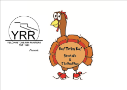 2019 Run! Turkey Run!