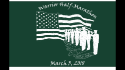Warrior 1/2 Marathon, 10 Mile & 5K