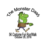 The Monster Dash Costume 5K Fun Run/Walk
