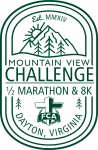 FCA Mountain View Challenge 1/2 Marathon, 8K & 1 Mile Fun Run