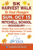 Harvest Walk To End Hunger 2017