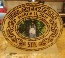Fall Creek Falls 50K and Half Marathon Trail Runs- ESM Event
