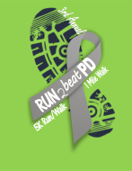 Run2beatPD 5K Run/Walk & 1 Mile Walk
