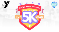 Volusia Flagler Family YMCA Corporate 5K Presented by Halifax Health