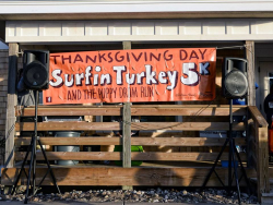 7th Annual Surfin' Turkey 5K and Puppy Drum Run