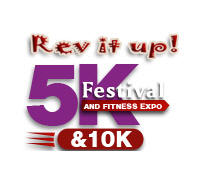 REV IT UP! 5K walk run/10K run