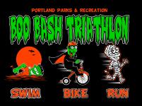 2nd Annual Boo Bash Triathlon