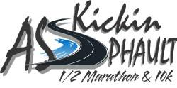 Kickin Assphault Half Marathon, 10k, 1 Mile run/walk, 1/2 mile Kid's Dash