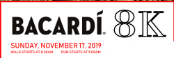 Bacardi 8K Road Race & Walk